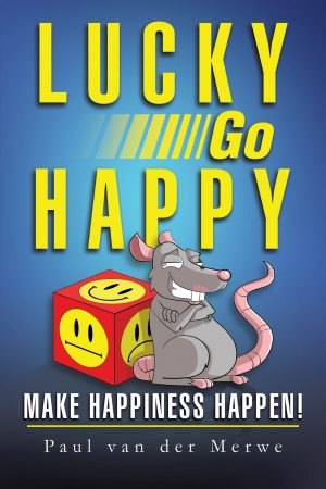 Cover for Lucky Go Happy