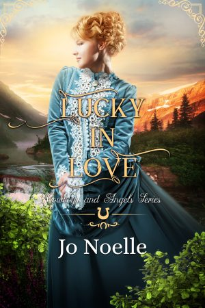 Cover for Lucky in Love