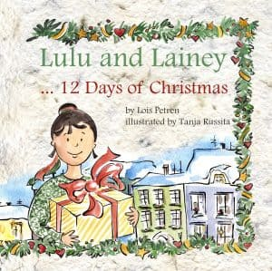 Cover for Lulu and Lainey ... 12 Days of Christmas
