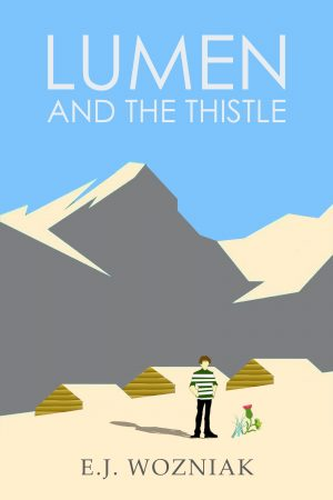 Cover for Lumen and the Thistle