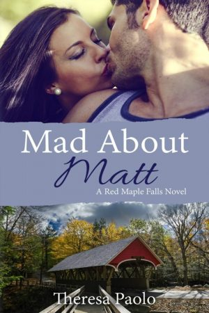 Cover for Mad about Matt
