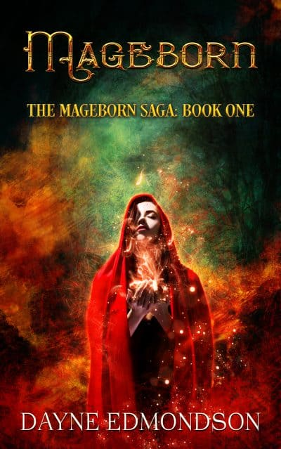 Cover for Mageborn