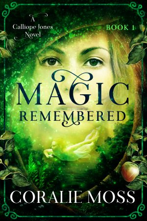 Cover for Magic Remembered