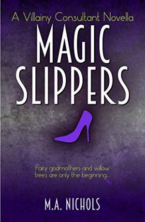 Cover for Magic Slippers
