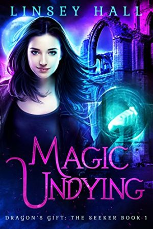 Cover for Magic Undying