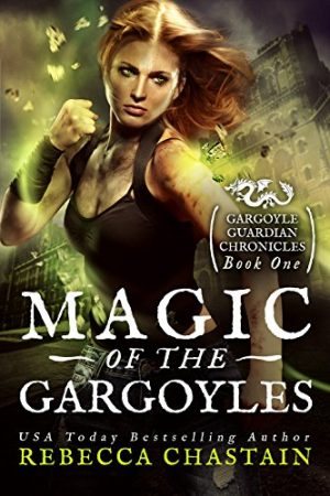 Cover for Magic of the Gargoyles