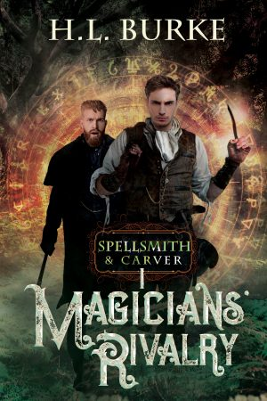 Cover for Magicians' Rivalry