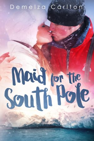 Cover for Maid for the South Pole