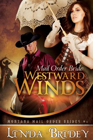 Cover for Mail Order Bride - Westward Winds