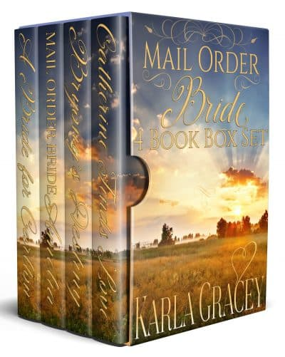 Cover for Mail Order Bride Box Set