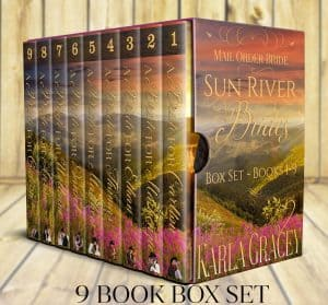 Cover for Sun River Brides Box Set