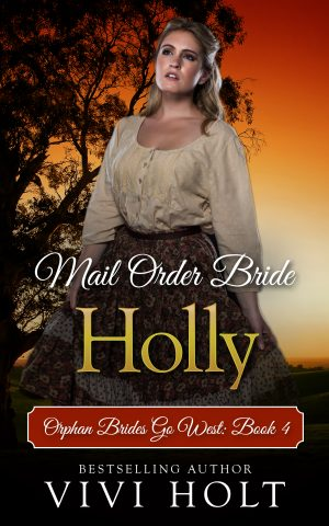 Cover for Mail Order Bride: Holly