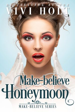 Cover for Make-Believe Honeymoon
