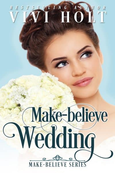 Cover for Make-Believe Wedding