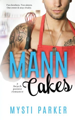 Cover for Mann Cakes