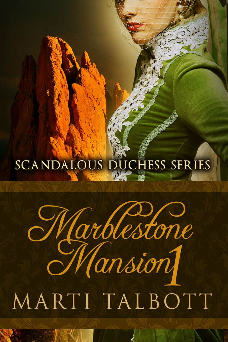 Free Books--Cover for Marblestone Mansion