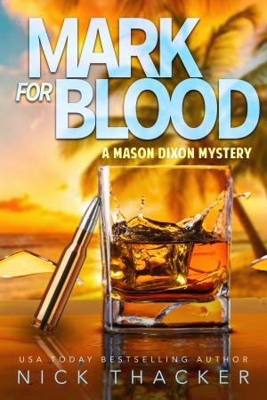 Cover for Mark for Blood