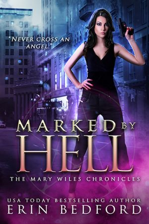 Cover for Marked By Hell