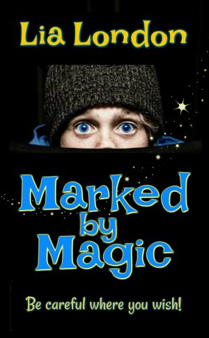 Cover for Marked by Magic