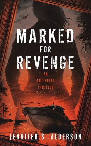 Cover for Marked for Revenge