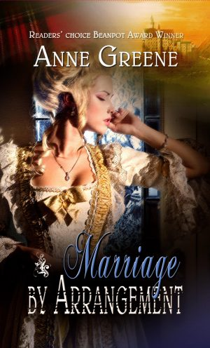 Cover for Marriage by Arrangement