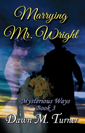 Cover for Marrying Mr. Wright