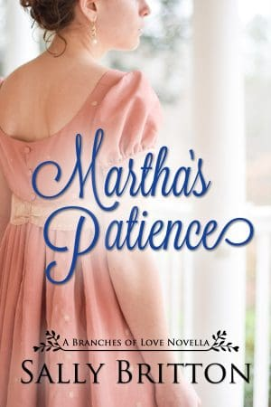 Cover for Martha's Patience