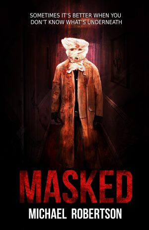 Cover for Masked