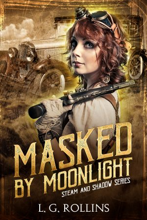 Cover for Masked By Moonlight