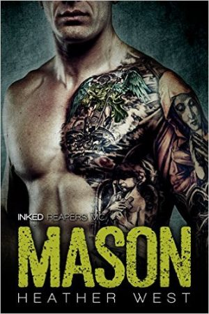 Cover for Mason: Inked Reapers MC