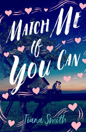 Cover for Match Me If You Can
