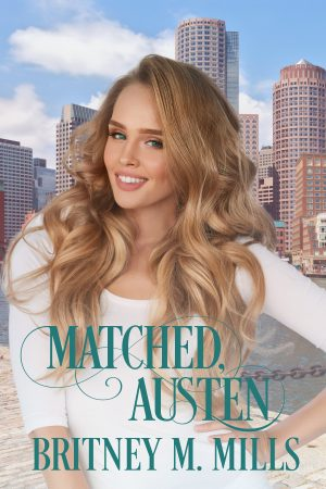 Cover for Matched, Austen