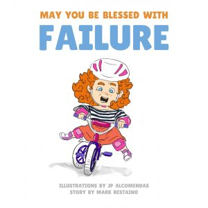 Cover for May You Be Blessed With Failure