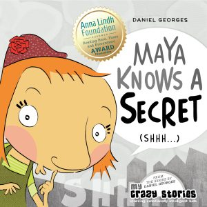 Cover for Maya Knows A Secret (Shhh...)