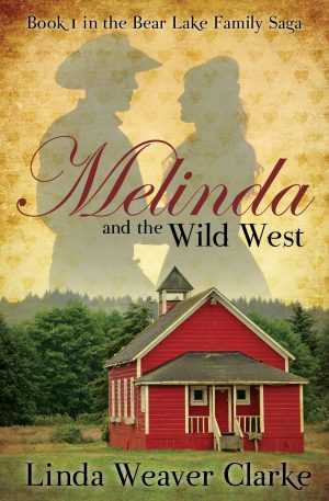 Cover for Melinda and the Wild West