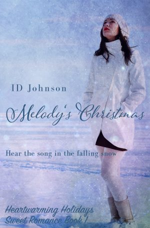 Cover for Melody's Christmas