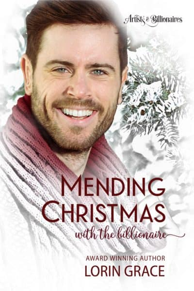 Cover for Mending Christmas with a Billionaire