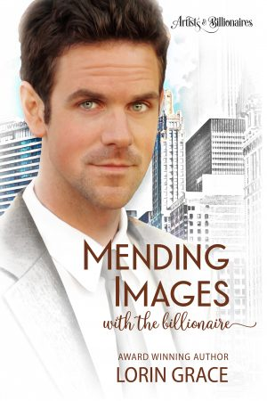 Cover for Mending Images with the Billionaire
