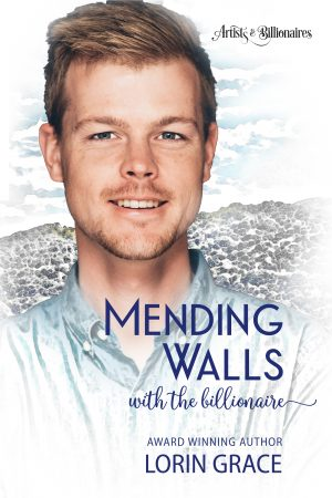 Cover for Mending Walls with the Billionaire