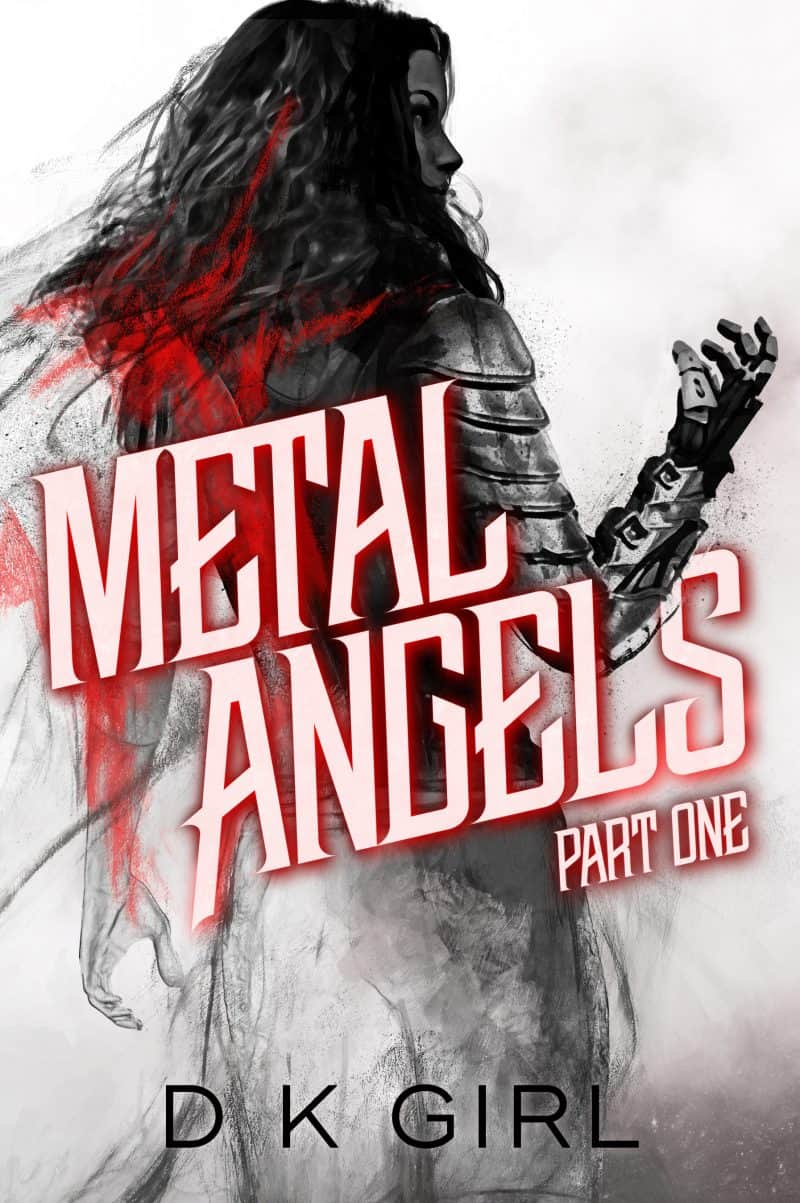 Cover for Metal Angels - Part One