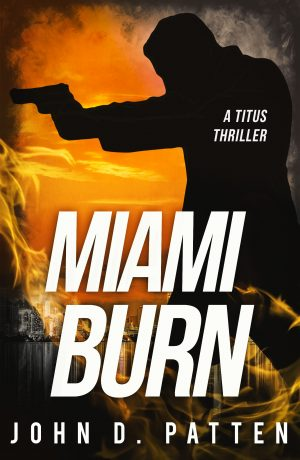 Cover for Miami Burn