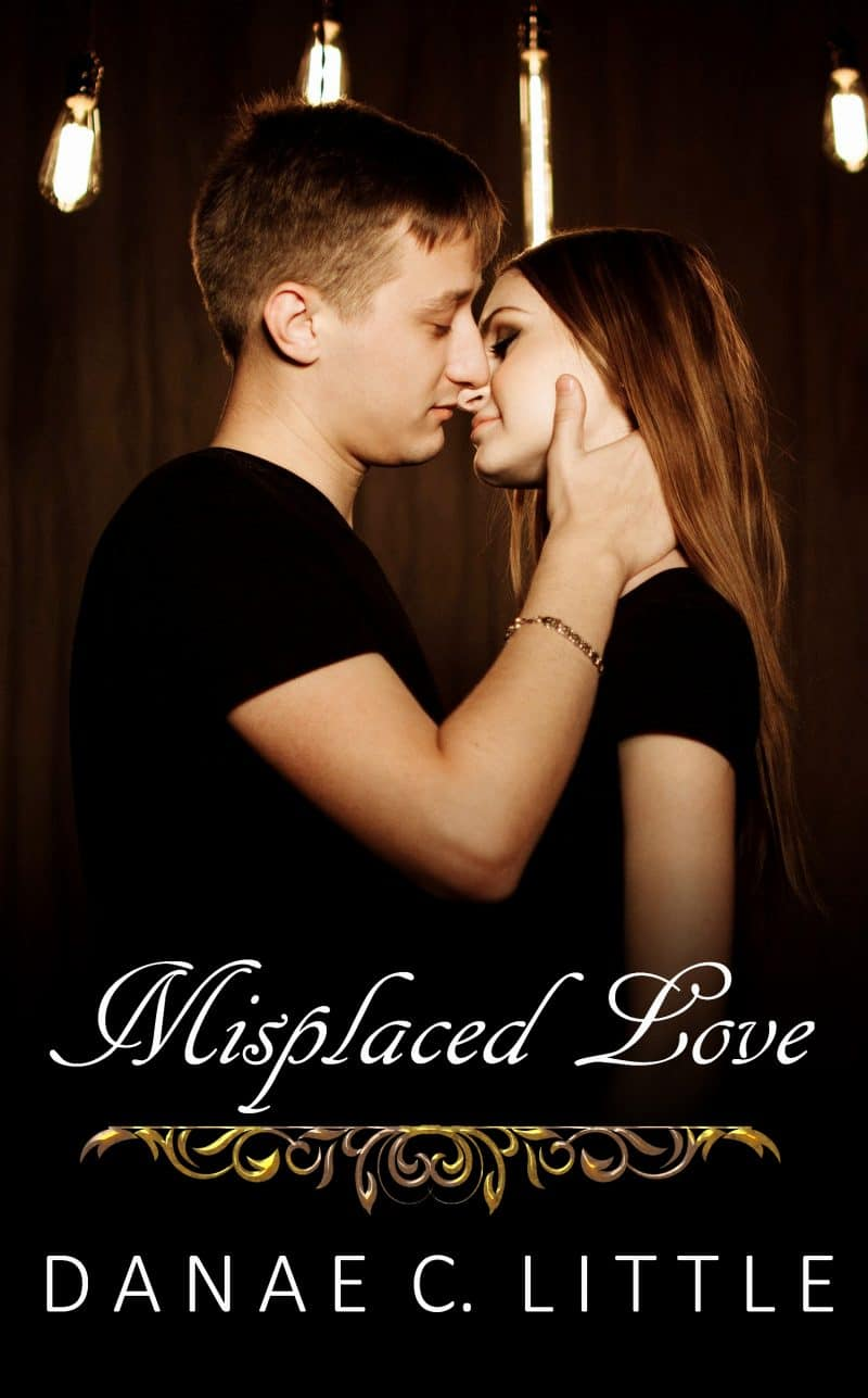 Cover for Misplaced Love