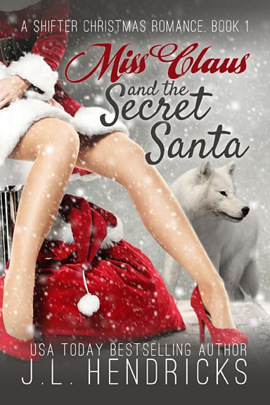 Cover for Miss Claus and the Secret Santa
