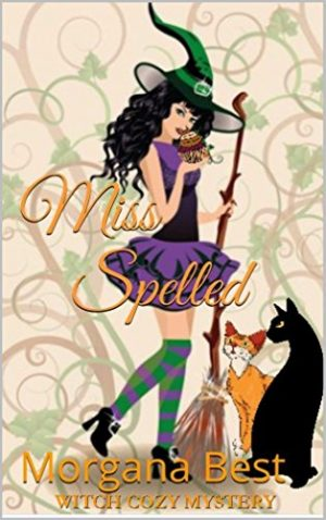 Cover for Miss Spelled