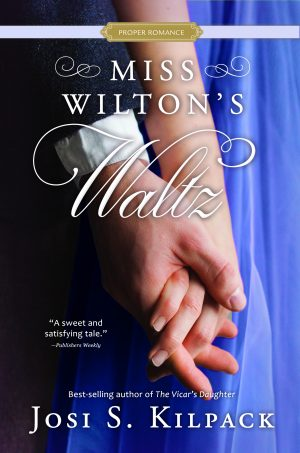 Cover for Miss Wilton's Waltz