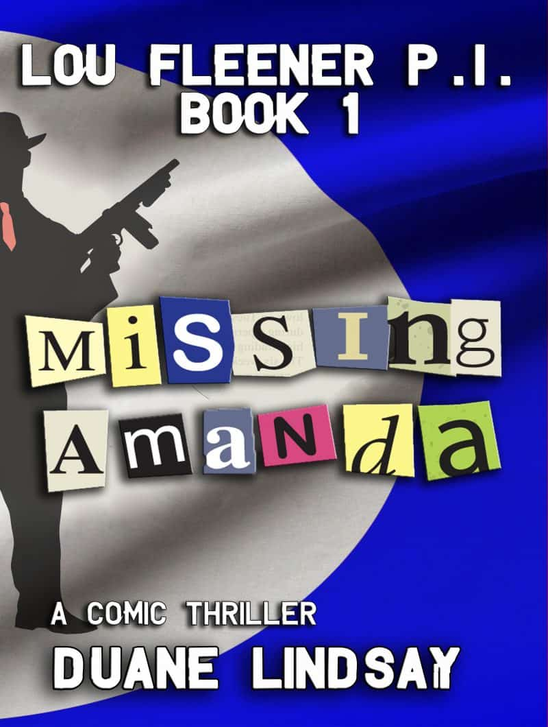 Cover for Missing Amanda