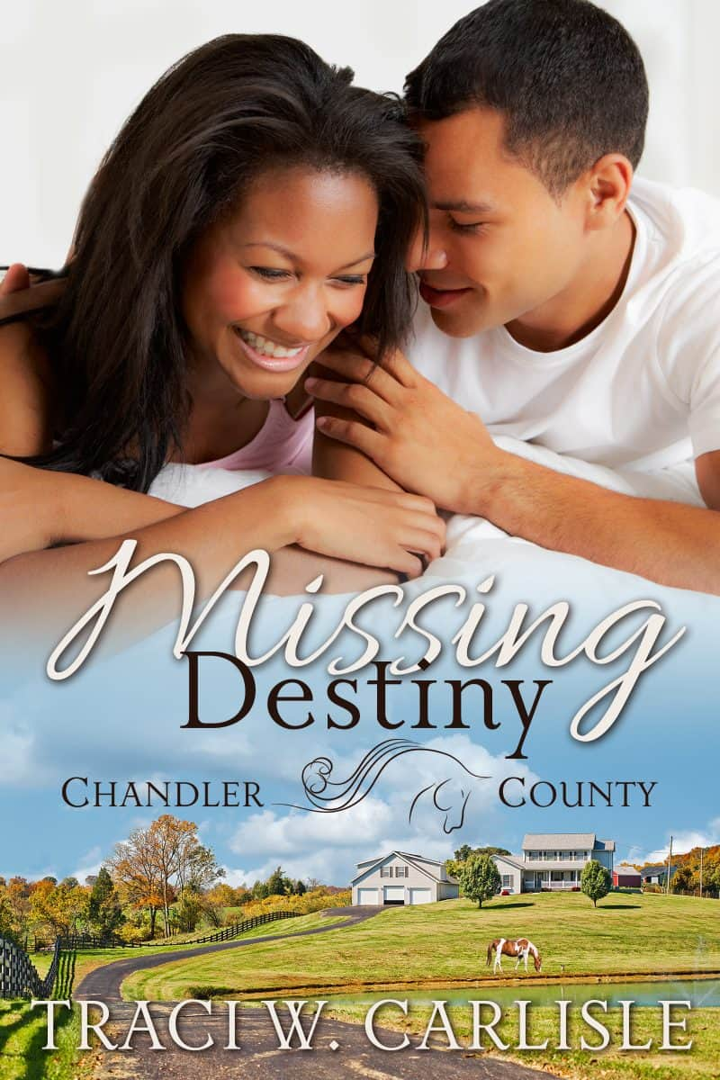 Cover for Missing Destiny