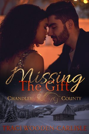Cover for Missing the Gift