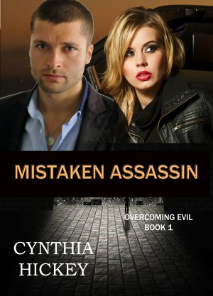 Cover for Mistaken Assassin