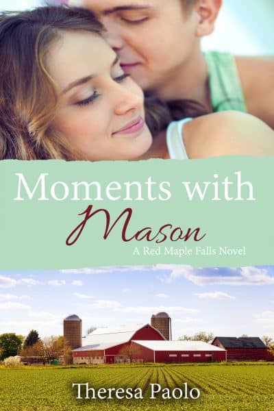 Cover for Moments with Mason